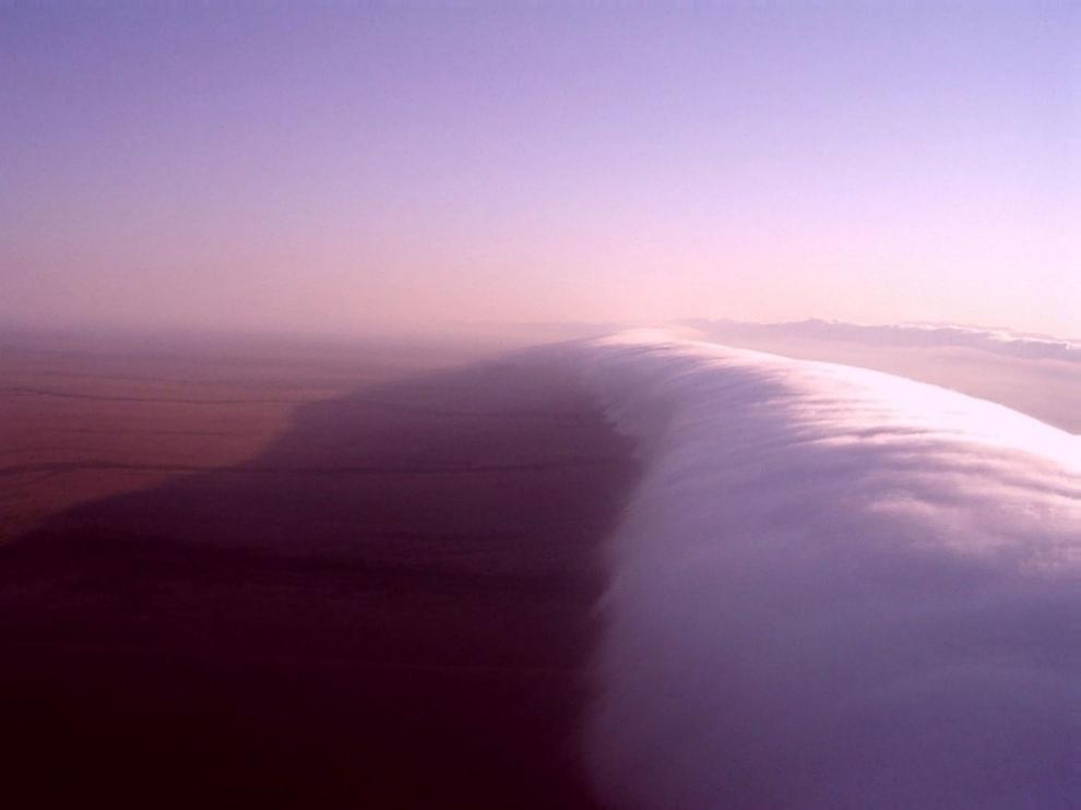 Или катящееся облако – одно из самых