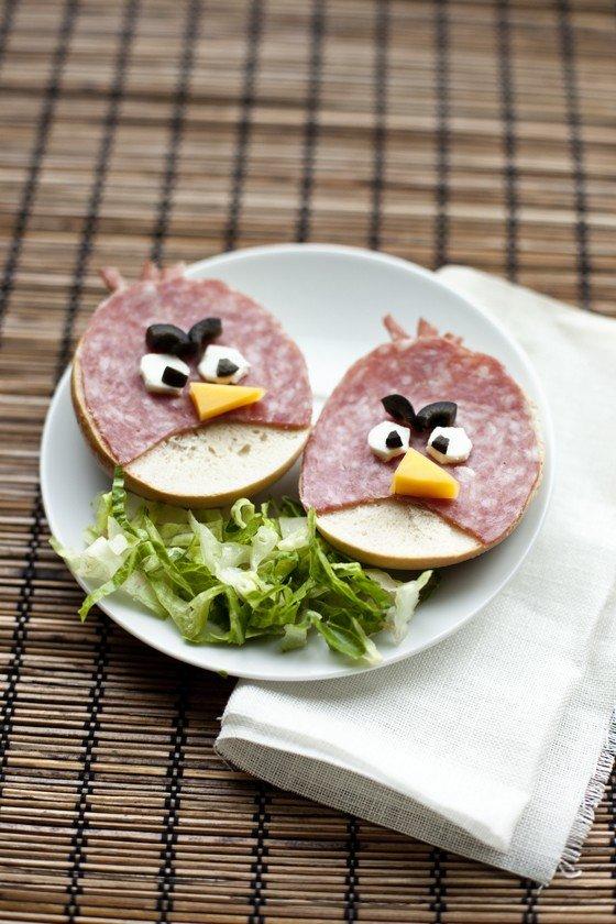 Бутерброды оригинальные рецепты