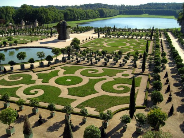 Park de Versailles, Francja