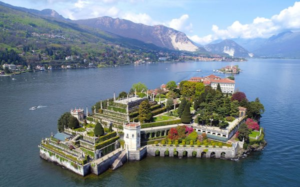 Топ-25 красивых парков мира