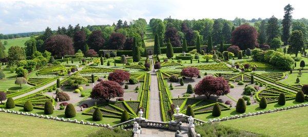 Park Drummond Castle, Perthshire, Szkocja