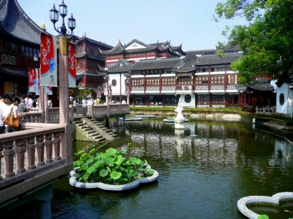 Park Yu Yuan Garden, Szanghaj, Chiny