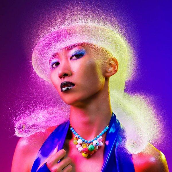 Водяные парики в фотопроекте Тима Тэддера (15 фото)