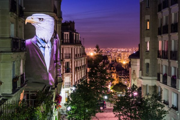 Городское сафари Жульена Ноннон (14 фото)