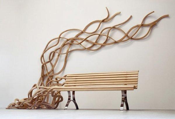 Необычные скамейки со всего света (15 фото)