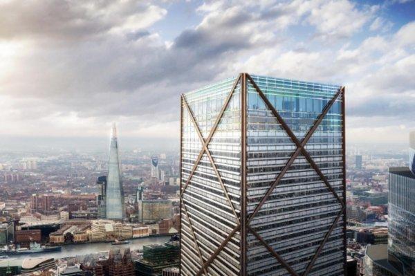 В Лондоне одобрили строительство небоскрёба, высотой семьдесят три этажа