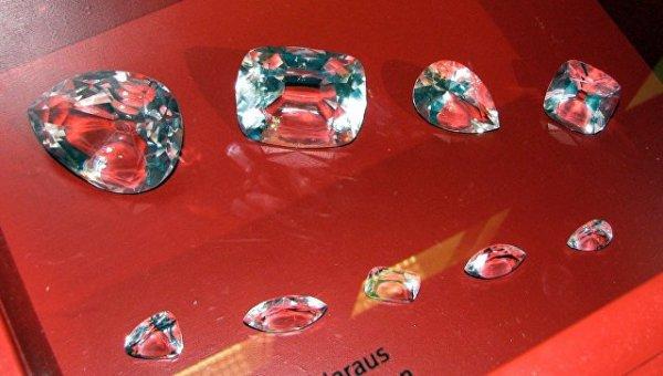 Крупные алмазы могут рассказать нам все тайны Земли