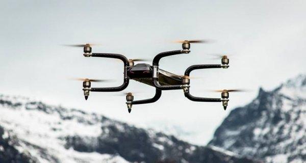 Благодаря новому дрону можно обеспечить транспортировку людей