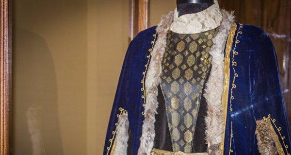 В Грузии продемонстрируют уникальные наряды грузинских царей