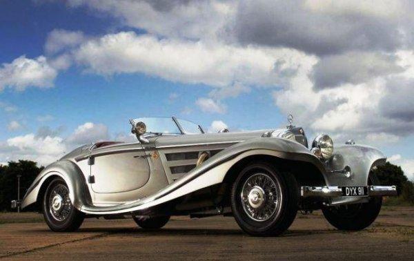 В США продали уникальный автомобиль, который вывезли из СССР 50 лет назад