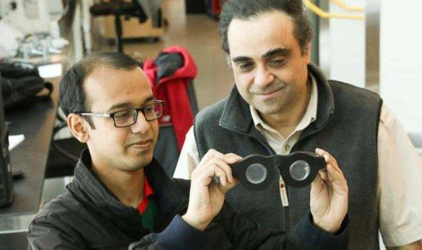 Учёные создали очки с автоматическим фокусом