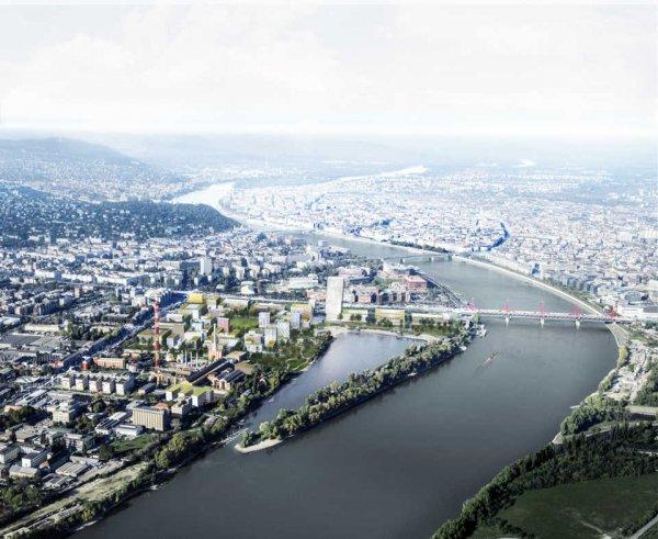 В Будапеште стартует самое крупное строительство за тридцать лет