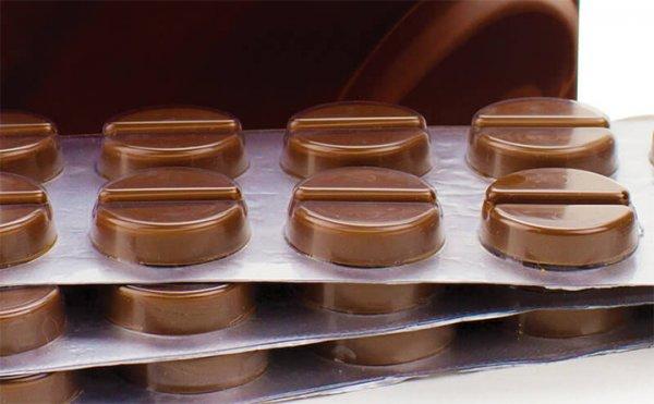Таблетка из шоколада может спасти от слабоумия, инсульта и инфаркта