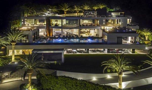 В США выставили на продажу самый дорогой дом в стране