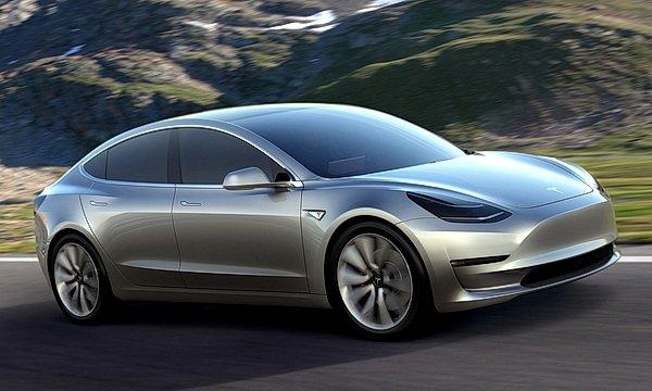 Tesla сумела отыскать средства для запуска производства Model 3