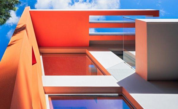 Архитекторы создали жилое здание в стиле «кубика Рубика»